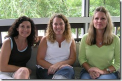 Linda, Kathy and Kim