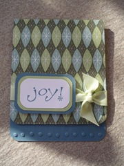Featured Joy Card